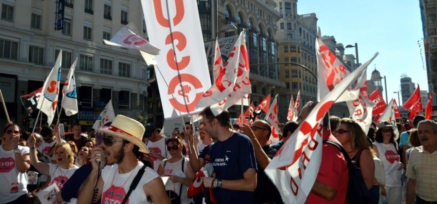 USO convoca huelga en Atento para defender la dignidad de los trabajadores