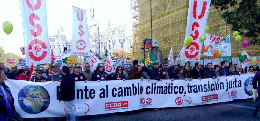 Alianza por el Clima pide un inmediato proceso de ratificación del Acuerdo de París en España