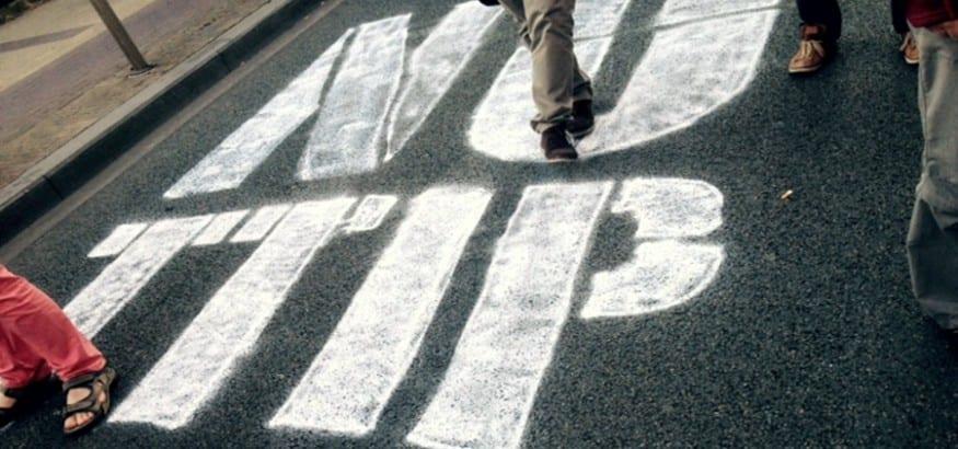 No al CETA y al TTIP
