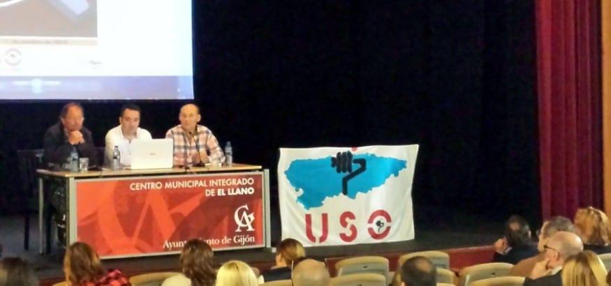 Jornada de USO por un trabajo decente y críticas a los tratados comerciales