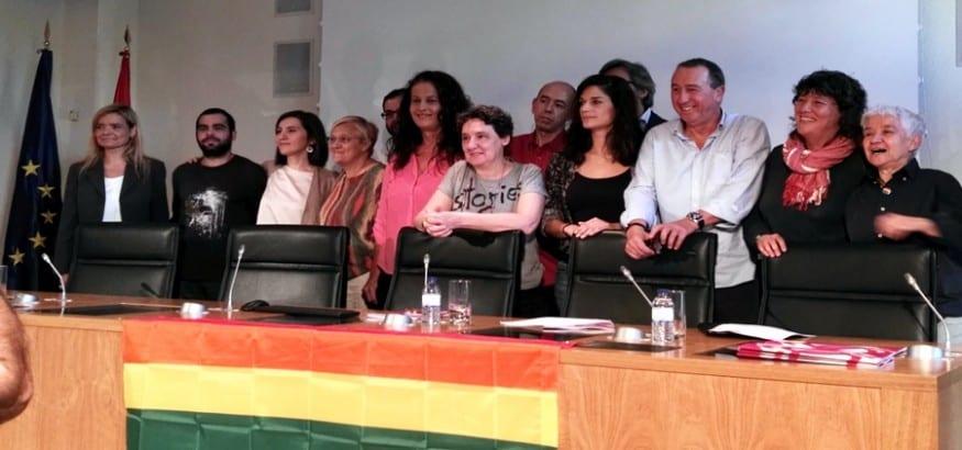 USO asiste a la presentación de la propuesta de ley por la igualdad LGTBI