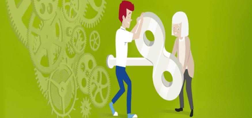 """Semana europea de la campaña """"Trabajos saludables en cada edad"""""""