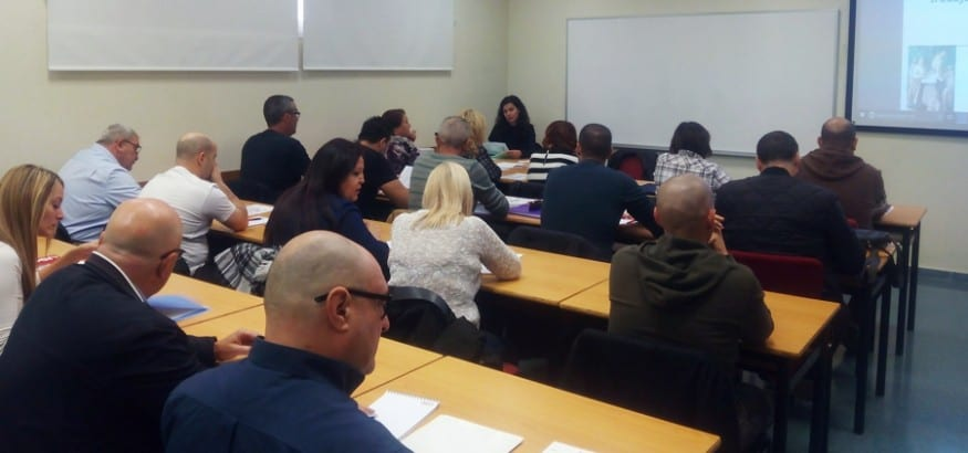 Nueva formación en USO-CV sobre competencias y derechos de los delegados