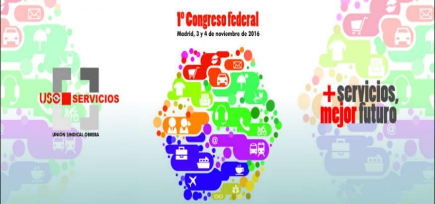 USO Servicios celebra su congreso constituyente