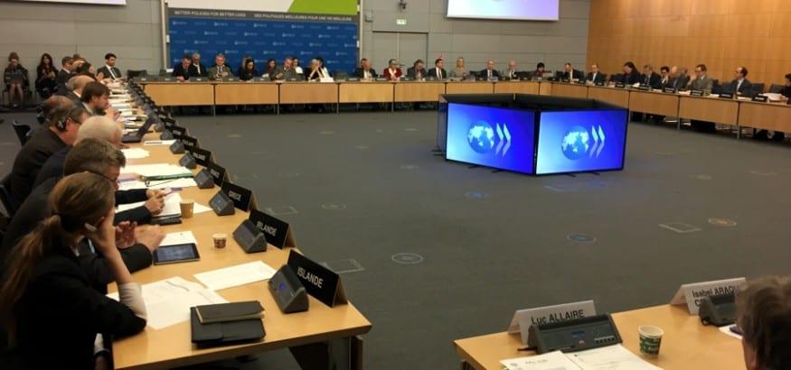 La OCDE discute con los sindicatos una agenda política que reconstruya confianzas