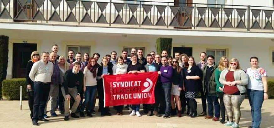 USO participó en la Youth Training Week en Chipre