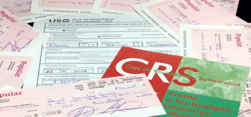 La CRS comienza a abonar los paros y la huelga del sector del Contact Center