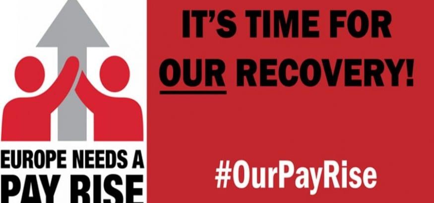 Aumentar los salarios de los trabajadores para salir de la crisis