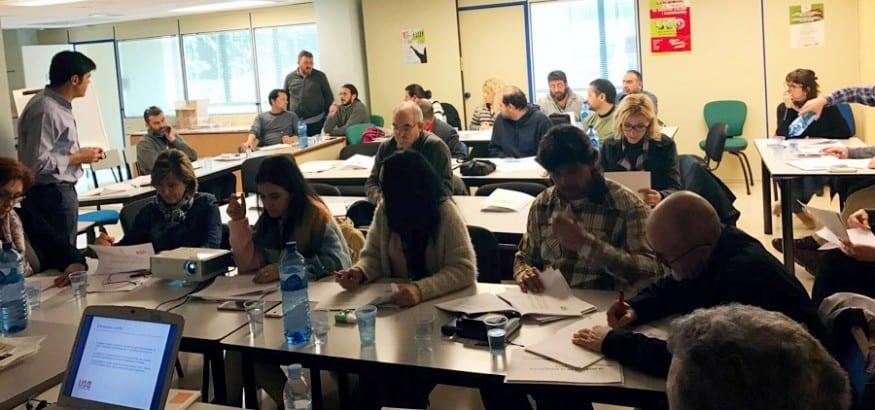 Nuevo curso de formación sindical básica en USO Illes Balears