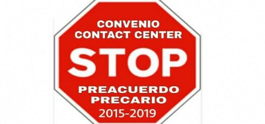 USO rechaza el preacuerdo de Convenio de Contact Center