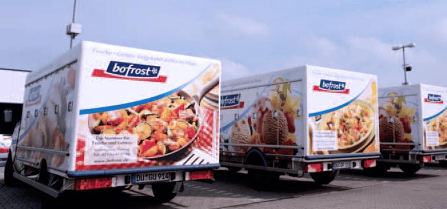 La empresa Bofrost rompe las negociaciones de su convenio colectivo