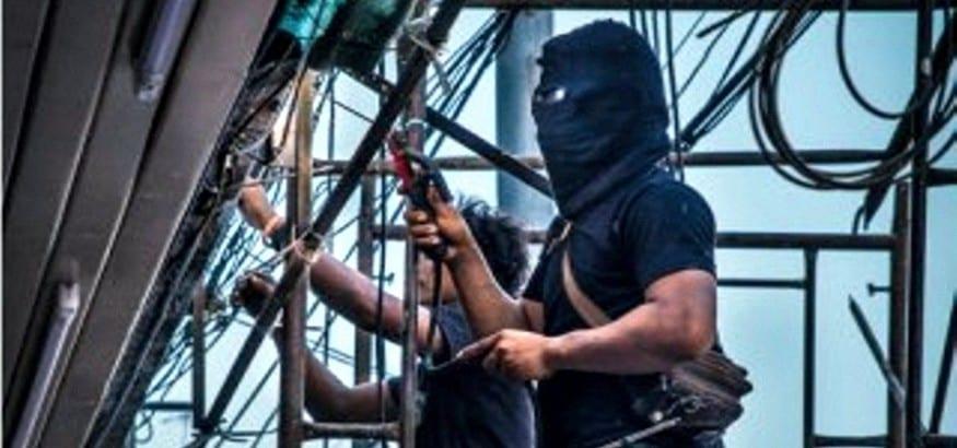 USO sigue exigiendo el cumplimiento de la legislación en prevención de riesgos laborales