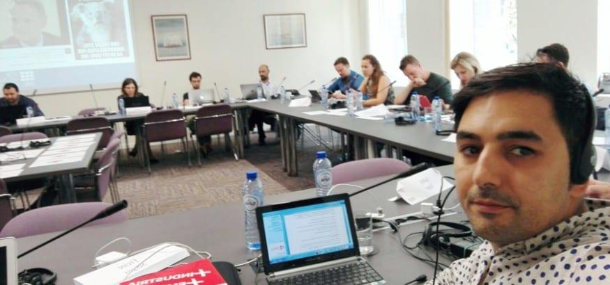 USO, en el Comité de Jóvenes de la CES