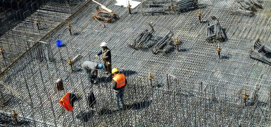 Más de 300.000 accidentes de trabajo en el primer trimestre del año