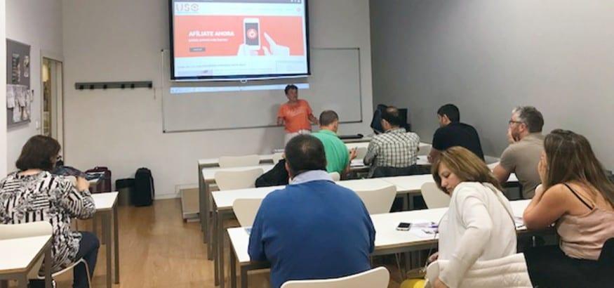 Nuevos cursos de formación sindical en Galicia