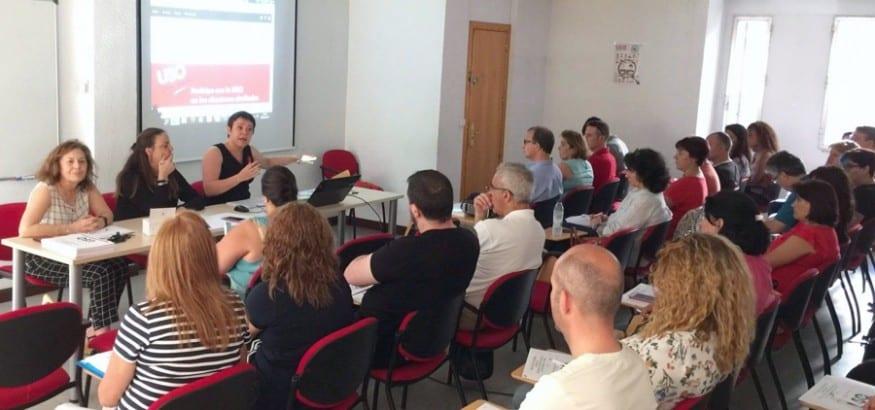 Nuevos cursos de formación sindical en PRL