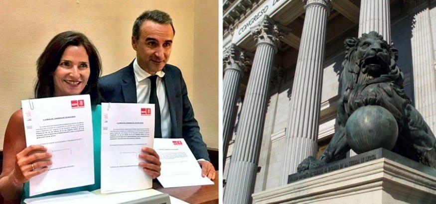 FEUSO denuncia que el PSOE se aparta del Pacto Social y Político por la Educación