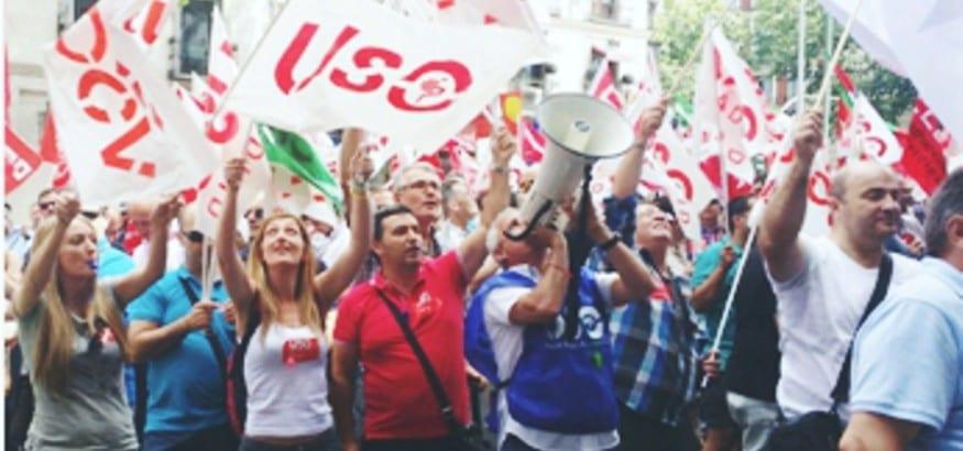 USO convoca dos días de huelga en la empresa Marsegur