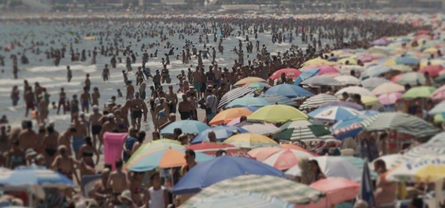 Sube el paro en el verano de los récord turísticos