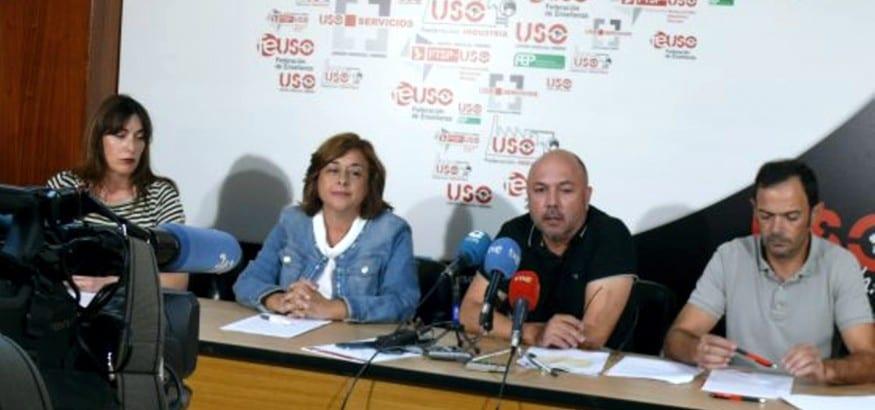 Condenan a GSW por una actitud represiva contra el sindicato USO