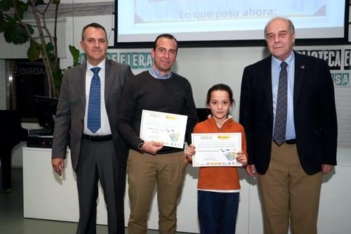 Foto ganadora arhoe Educación Primaria-2