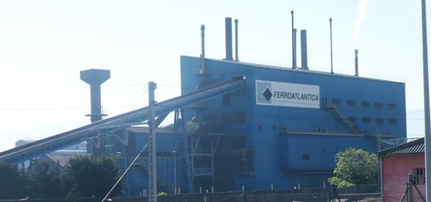 El ERTE en Ferroatlántica se cierra con acuerdo