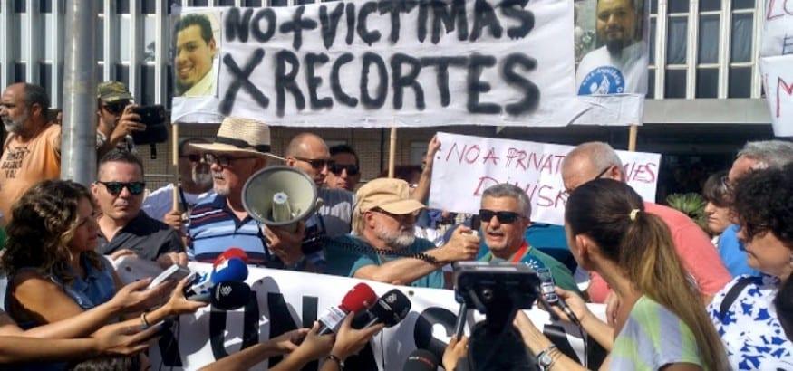 FEP-USO denuncia la incapacidad de la Junta de Andalucía ante los problemas de la externalización
