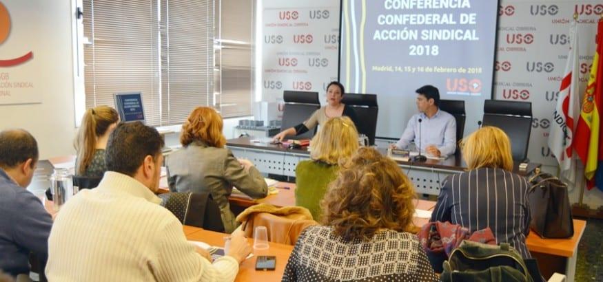 La Ley de Contratos Públicos, a debate en la Conferencia de Acción Sindical