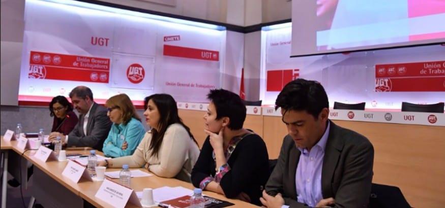 La Cumbre Social Estatal se vuelca con el 8 de marzo