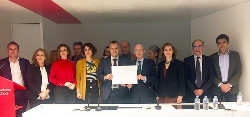 Joaquín Pérez reitera el compromiso de la USO con la defensa de unos Horarios Racionales en España