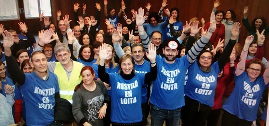 SPJ-USO solicita retomar las negociaciones con la Xunta para dar solución a la huelga en Justicia