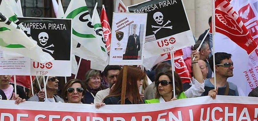 USO convoca huelga en Novo Segur del 20 al 25 de marzo