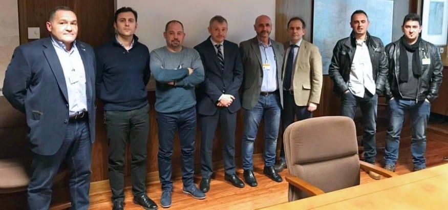 USO pide al Ministerio apoyo en Asturleonesa y mantiene su lucha por la equiparación de contratas
