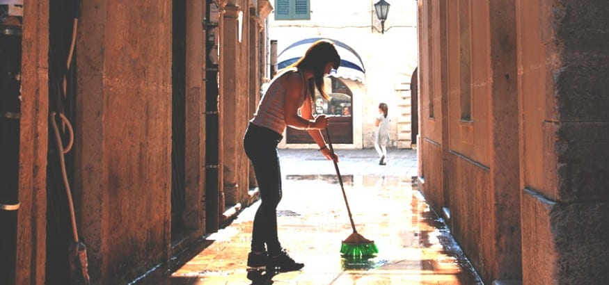 USO apoya las reivindicaciones de las trabajadoras del hogar en su Día Internacional