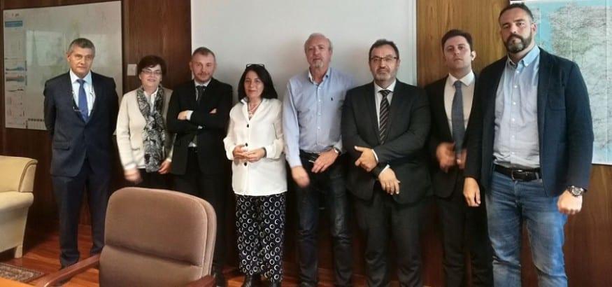 FI-USO ve cumplidas sus expectativas en la reunión con el secretario de Estado de Energía