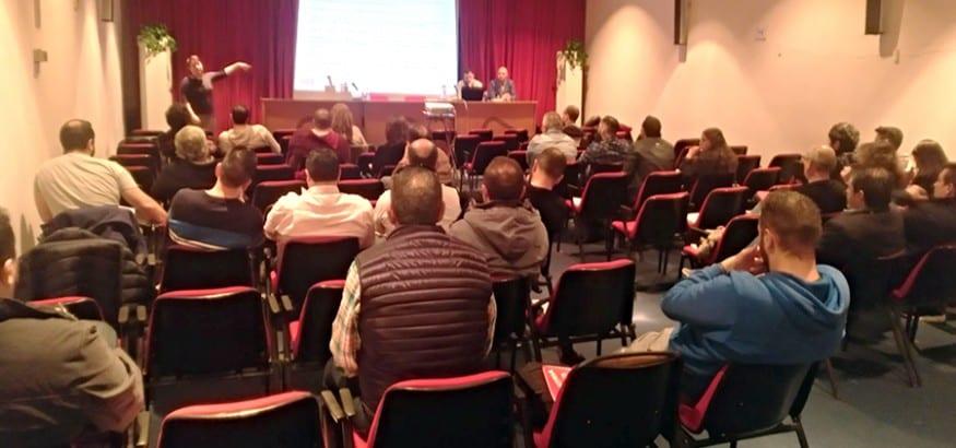 Curso sobre elecciones sindicales en Avilés