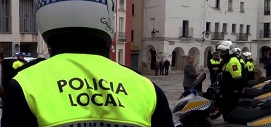 USO Extremadura denuncia la escasez de efectivos en la Policía Local de Badajoz