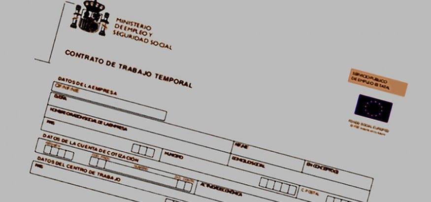 El encadenamiento de contratos temporales sigue marcando el empleo en España