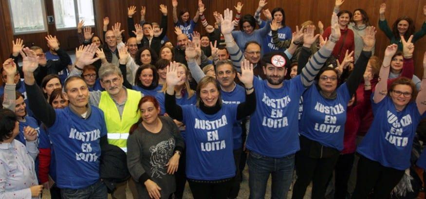 SPJ-USO se adhiere al principio de acuerdo presentado en la Mesa Sectorial de Justicia en Galicia