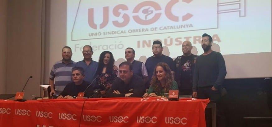 La FI-USOC reclama un plan de futuro para la industria cárnica catalana