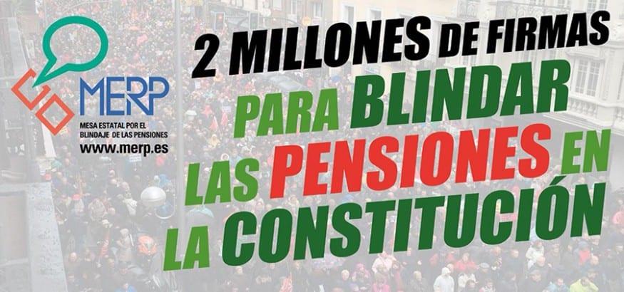 La MERP presenta la campaña #APor2Millones de firmas a las Defensorías del Pueblo autonómicas