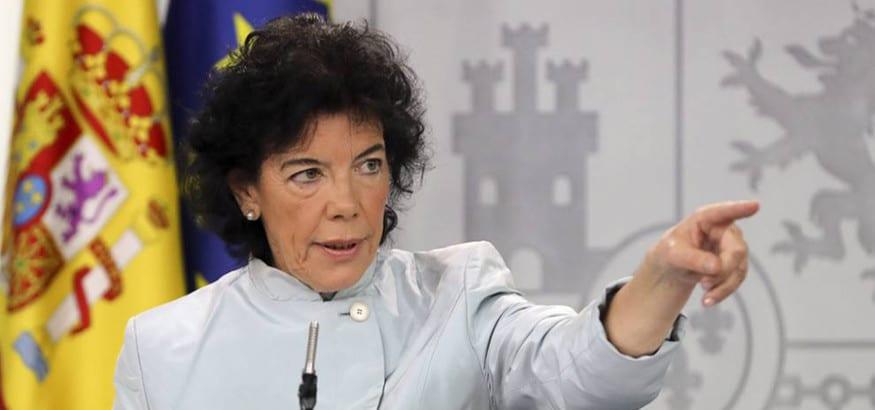 FEUSO considera un retroceso las propuestas de la Ministra de Educación
