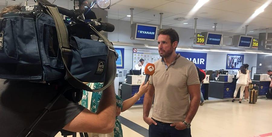 USO considera abusivos los servicios mínimos fijados por Fomento para la huelga de TCP de Ryanair