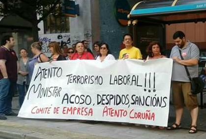 USO_protestas_Atento_Coruna
