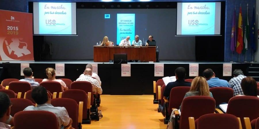 Jesús Postigo se pone al frente de USO-Andalucía