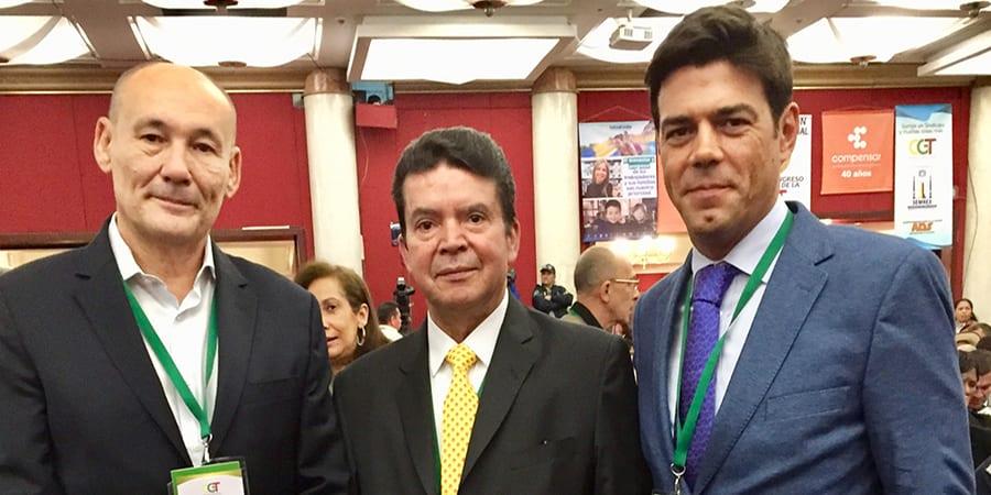 USO participa en el 10º congreso de la CGT de Colombia