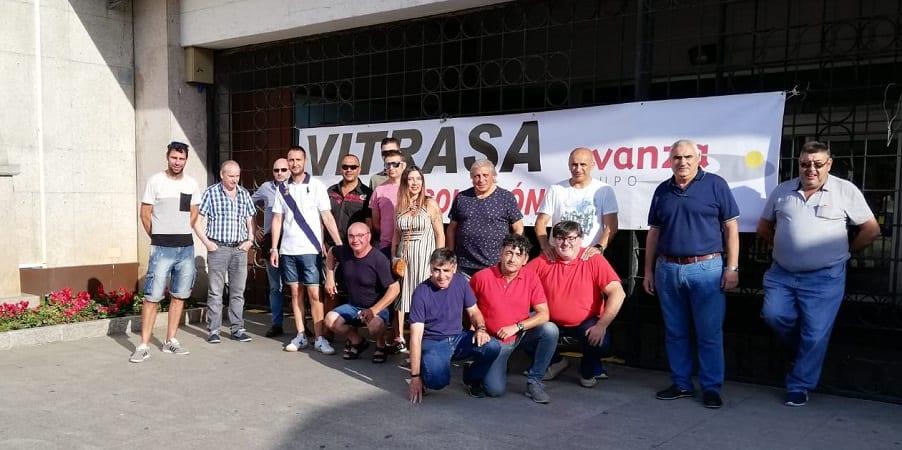 USO convocará paros parciales martes y jueves en el transporte urbano de Vigo de la concesionaria Vitrasa