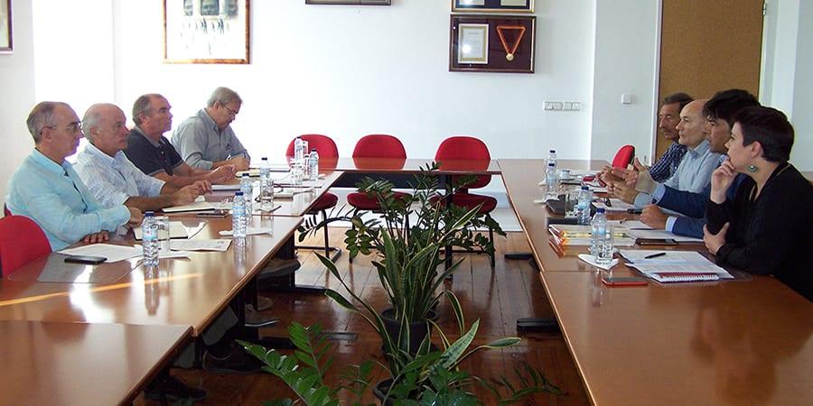 USO visita a la CGTP-IN de Portugal para reforzar la cooperación sindical