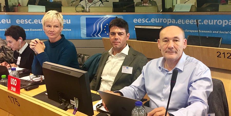 La CES tomará parte activa en las elecciones europeas contra los partidos eurófobos