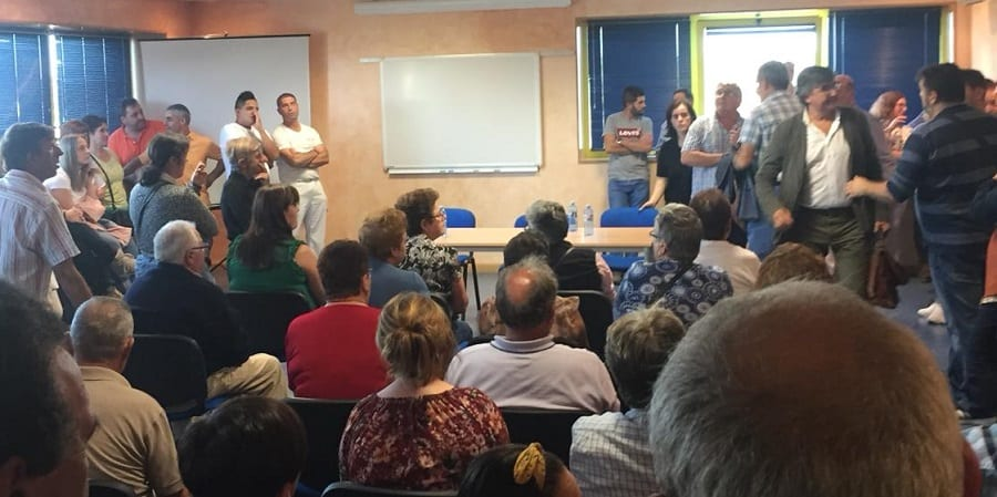 FI-USO Galicia, en lucha por la continuidad de los empleos en dos queserías de A Costa da Morte